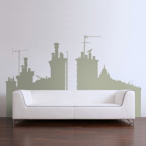 interior design wall stickers