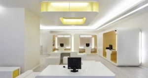 Bank Interior Design